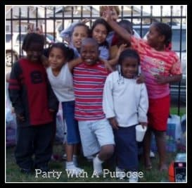 party with a purpose children