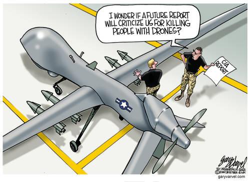 Editorial Cartoons by Gary Varvel - gv2014141211dAPC - 11 December 2014