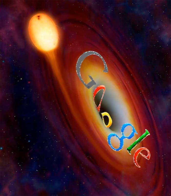 index black hole