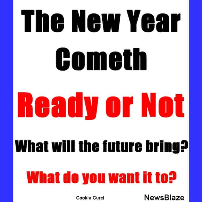 the new year cometh