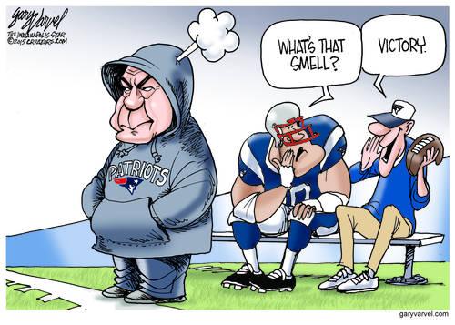 Editorial Cartoons by Gary Varvel - gv2015150122dAPC - 22 January 2015