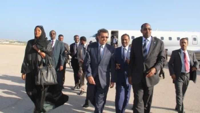 igad ministers somalia