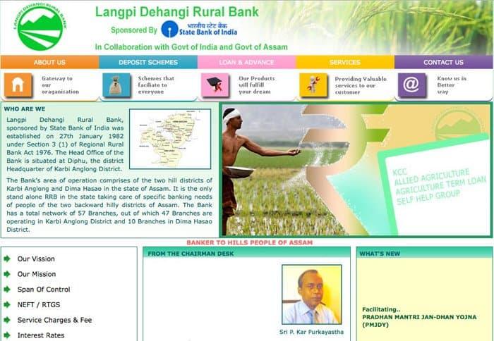 langpi dehangi rural bank