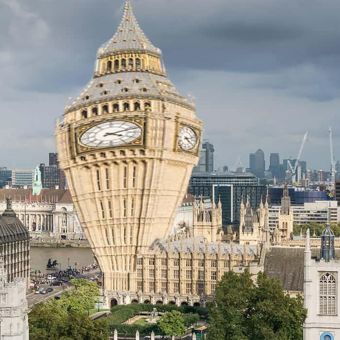 london bursting at the seams
