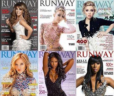 runway magazines
