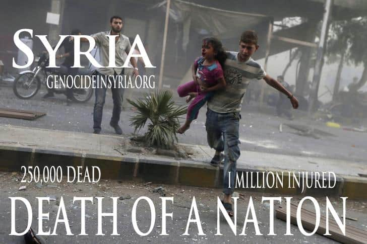 syria death of a nation