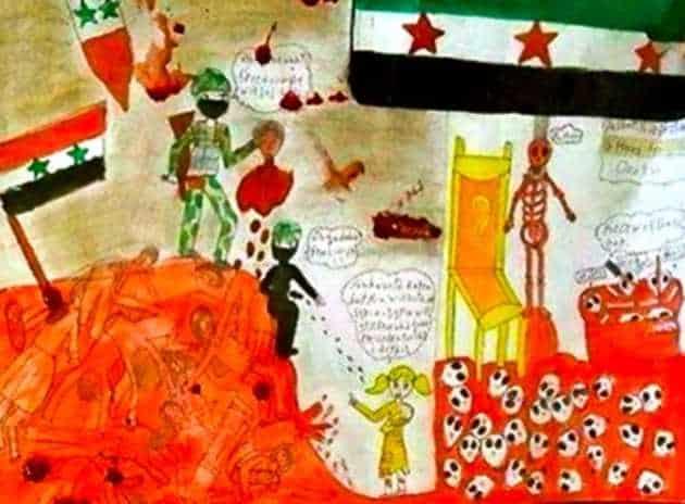 AleppoChildArt