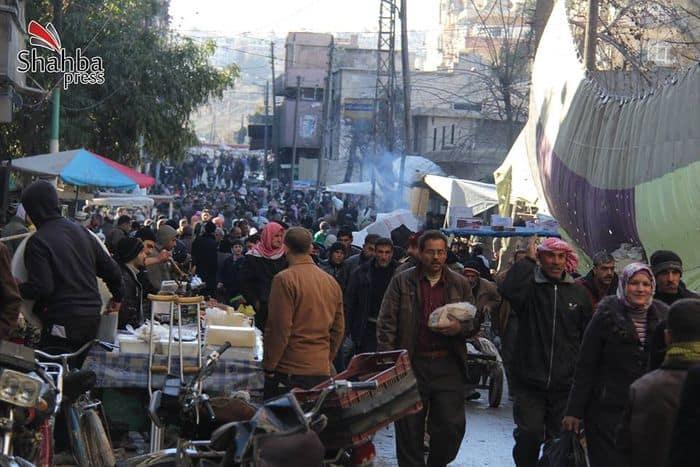 AleppoPeopleWithNoWhereToGo