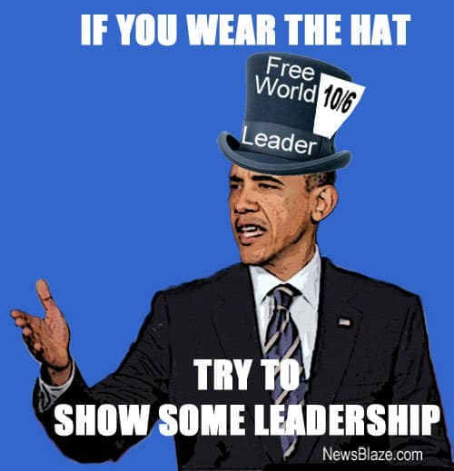 Wear The Hat Show Some Leadership