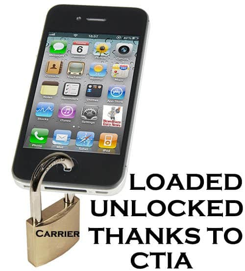 carrier locked phone