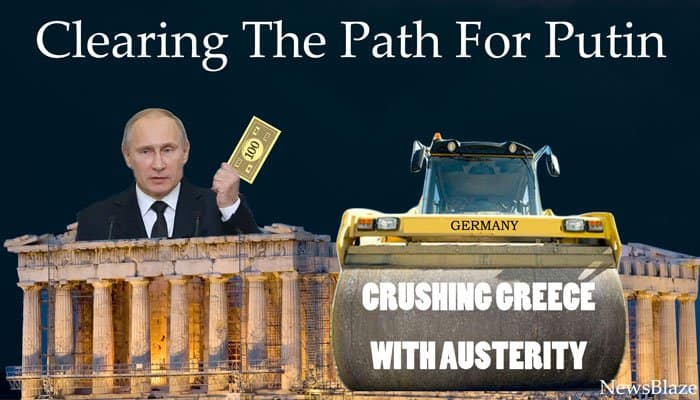 clearing the path for putin