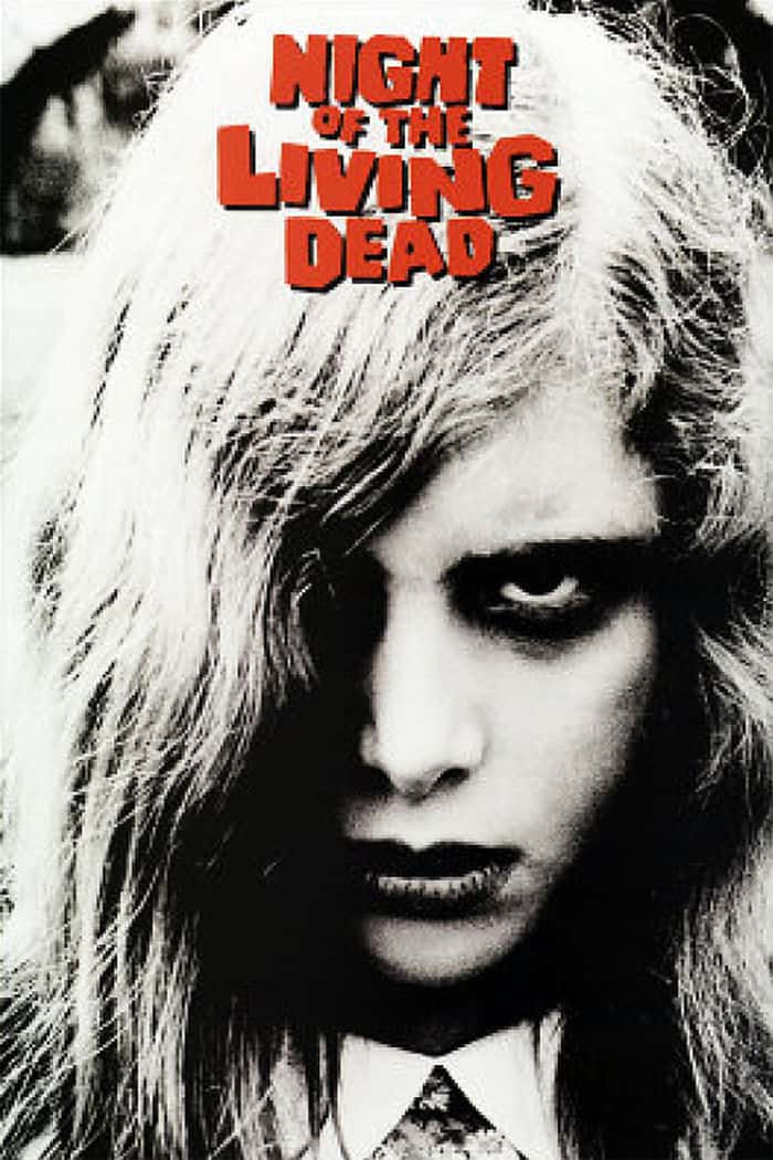 Night Of The Living Dead poster, Kyra Schon