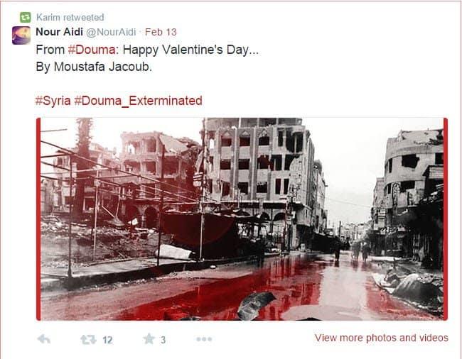Douma Bleeds