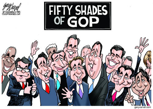 The GOP Is So Fragmented It No Longer Knows Who Or What It Stands For