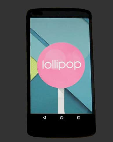 lollipop update