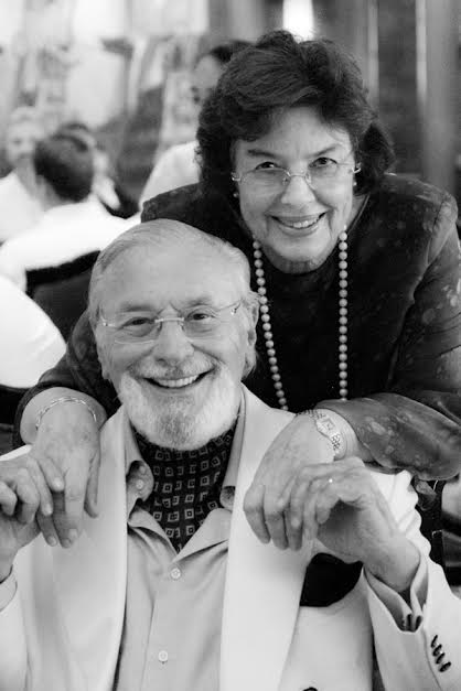 Raanan and wife Tamar Lurie