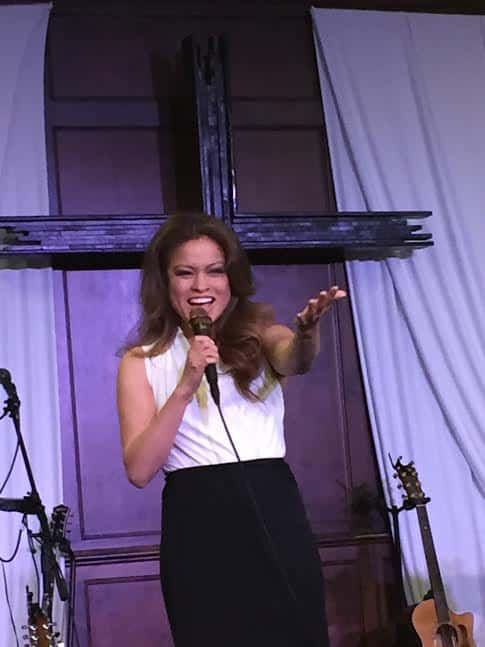 Soloist Dorothy Sano