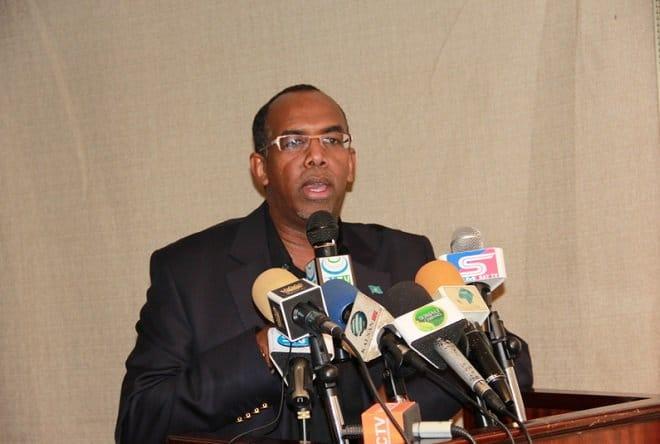 Somali Ambassador to Kenya