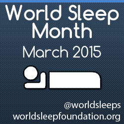 World Sleep Month