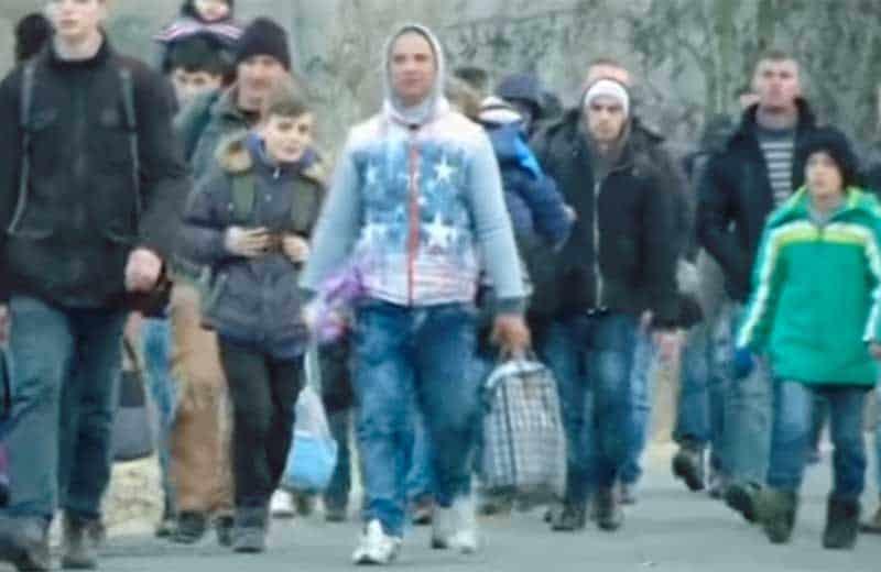 kosovars emigrating