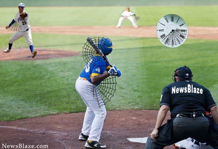 slow baseball