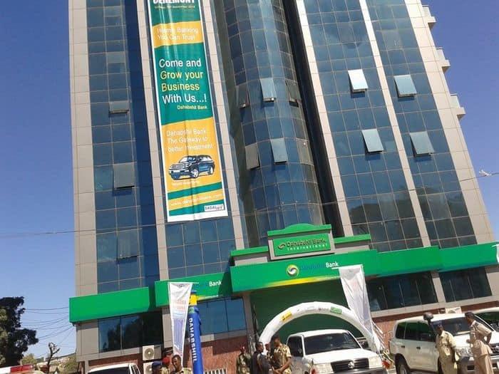Somali money transfer and bank Dahabshiil