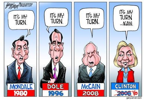 Editorial Cartoons by Gary Varvel - gv2015150420dAPC - 20 April 2015