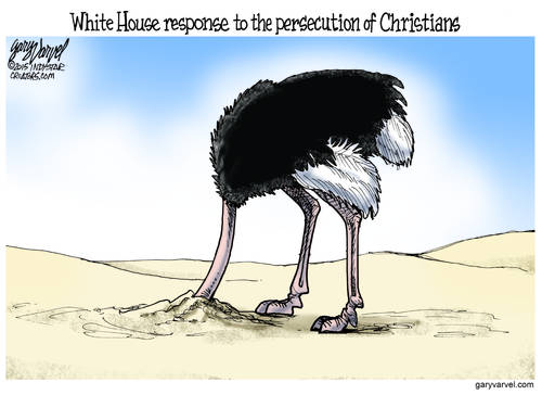 The White House Has A Unique Approach Towards Christian Persecution