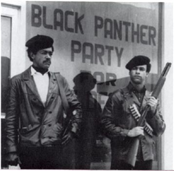 Black Panther Party open carry