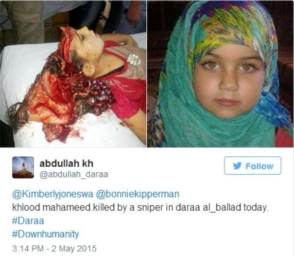 Syria KhloodMahameed Daraaalballad Tweet 5 3 2015 1 40 52 AM