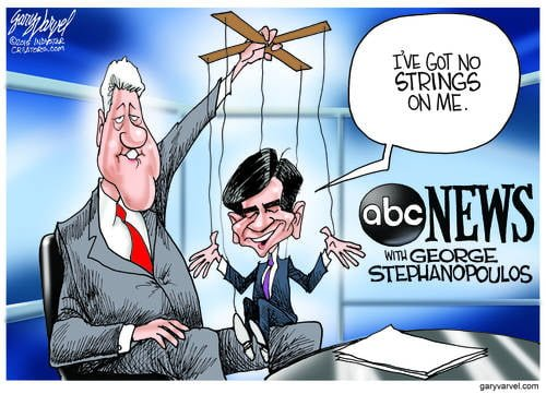 George Stephanopoulos: At This Point, What Difference Does It Make?