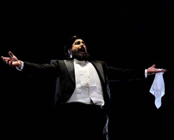 spinella as pavarotti