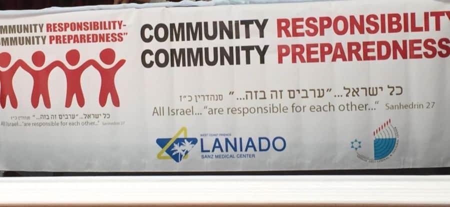June 7 2015 Community event Responsibility Prepardness event