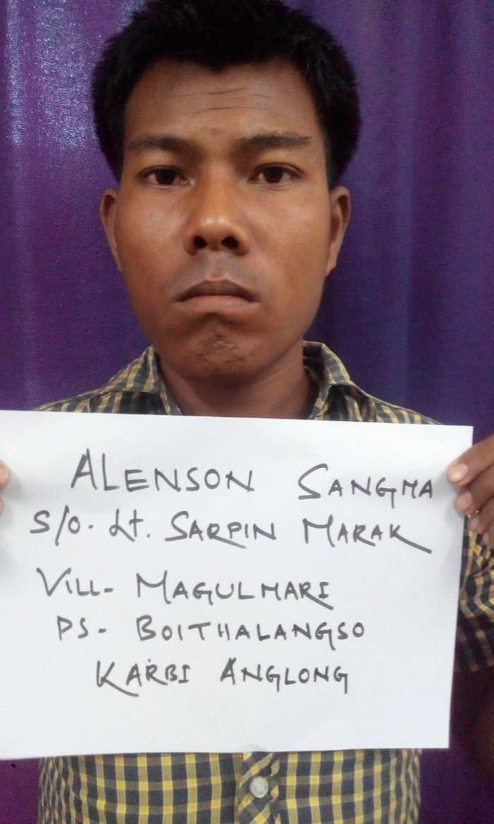 Alenson Sangma