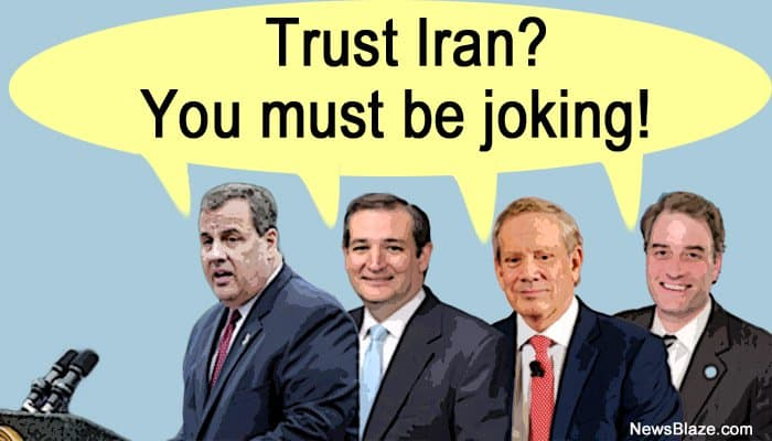 cant trust iran