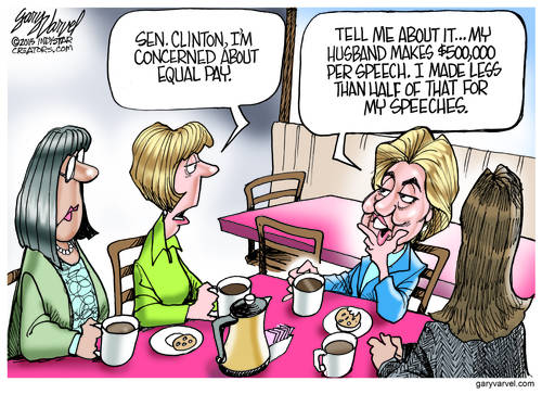 Hillary Talks Real Life And Real Issues With Real American Women