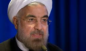 Rouhani: The reforming president is the chief executioner