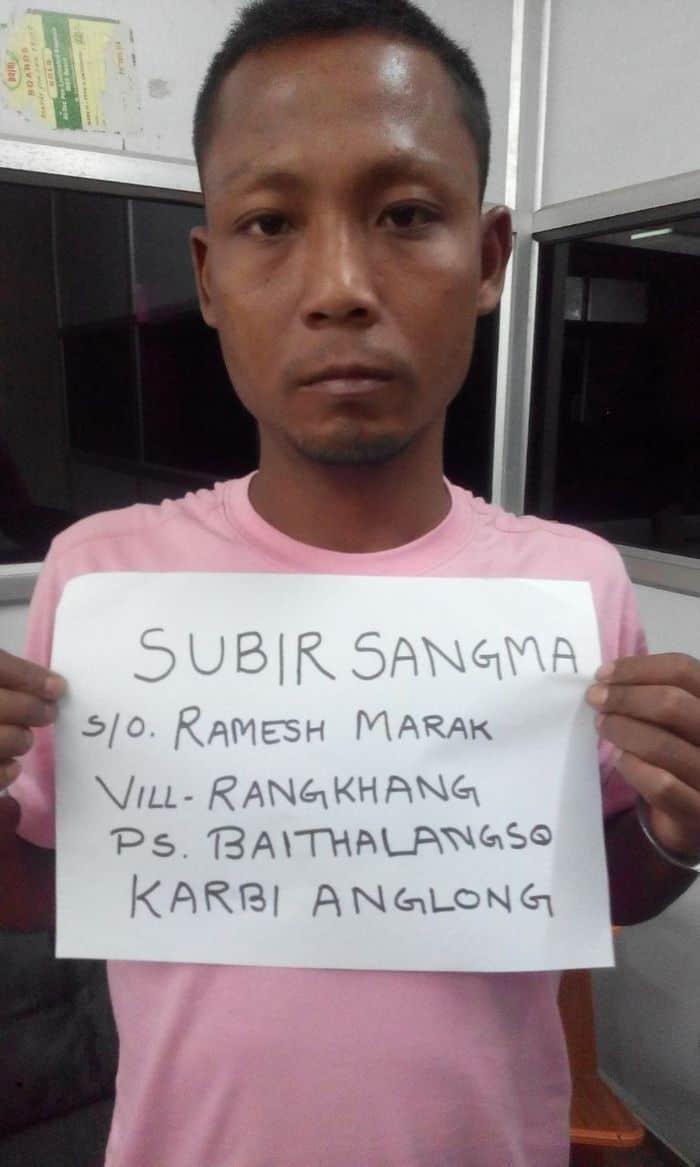 Subir Sangma