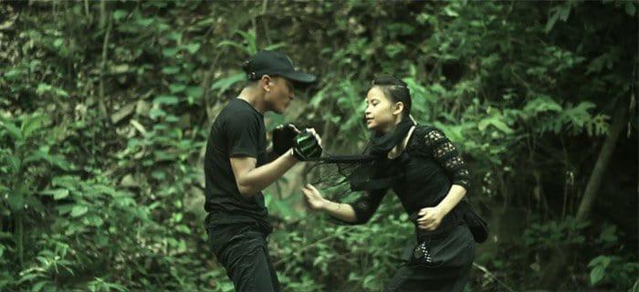 thai arrow karate