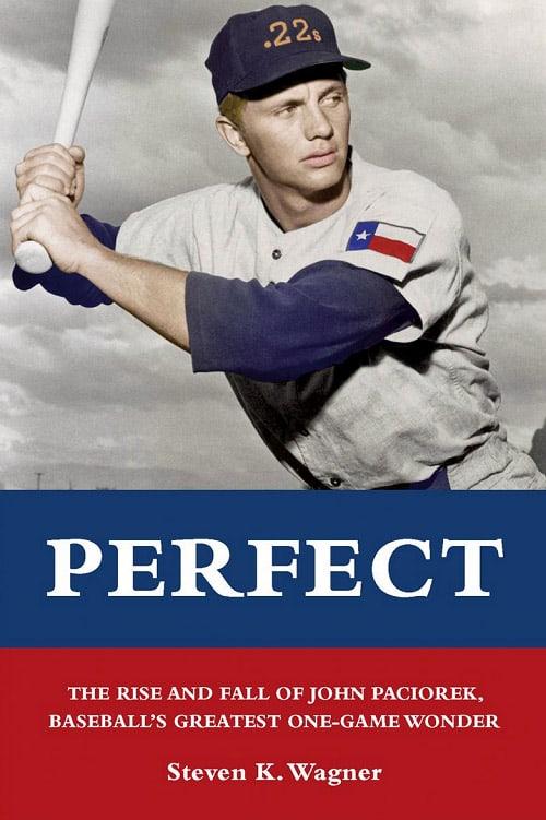 John Paciorek Book Cover Steven K Wagner