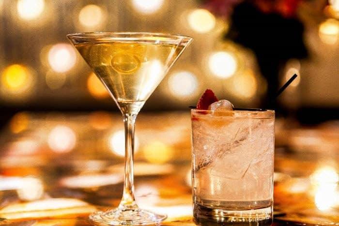 cardamom martini buddha bliss