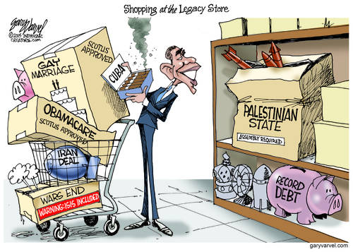 No Matter How Wealthy He Becomes, Obama Still Shops At Legacy Store