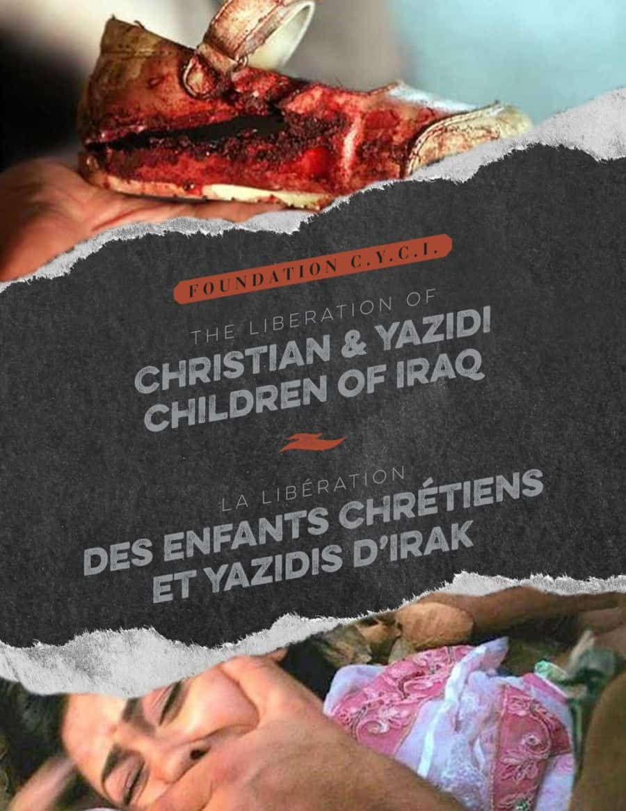 Save the Yazidi girls