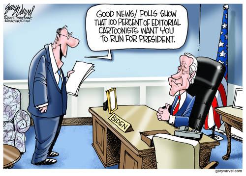 Joe Biden Gets The Best 2016 Presidential Election Endorsement Ever