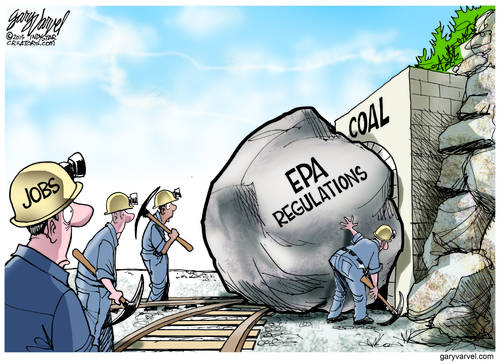 EPA Regulations Are Blocking Entrance To Mines, Locking Out Workers And Losing Jobs