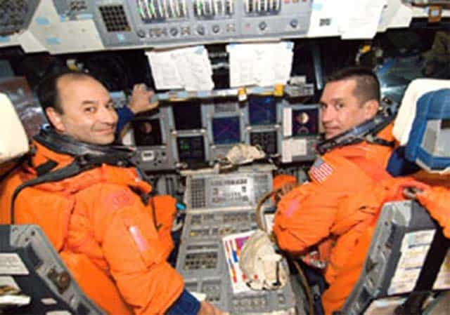 shuttle mission simulator