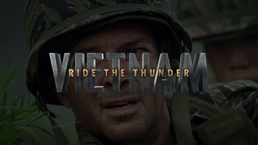 3rd pix from the film Ride The Thunder
