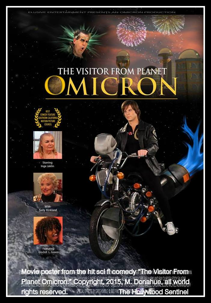 Omicron MoviePoster