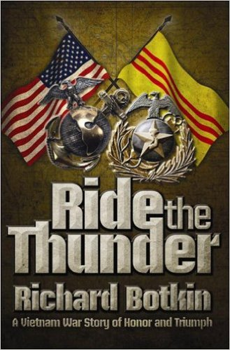 book Ride the Thunder: A Vietnam War Story of Honor and Triumph