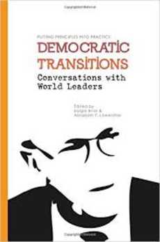 Democratic Transitions: Conversations with World Leaders book cover